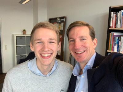 Christian Ørsted niels vium