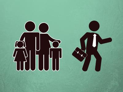 Karriere og familie