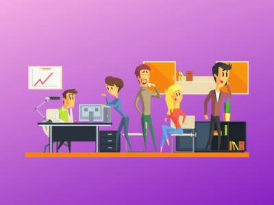 17 grunde til at det bliver godt at møde ind på arbejde igen